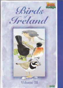 Ireland: Bird Issue Folder, Sc #1105-1111, MNH (S18184)