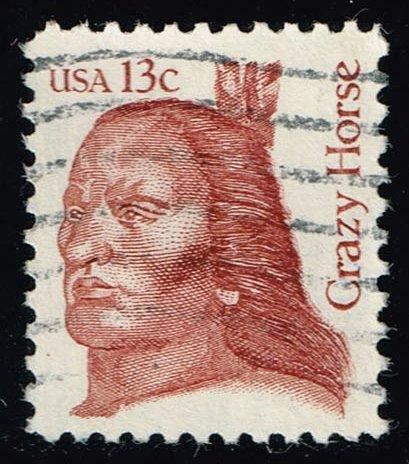 US #1855 Crazy Horse; Used at Wholesale