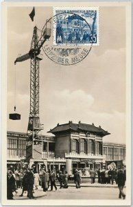 57240  -  GERMANY  DDR - POSTAL HISTORY: MAXIMUM CARD  - ARCHITECTURE