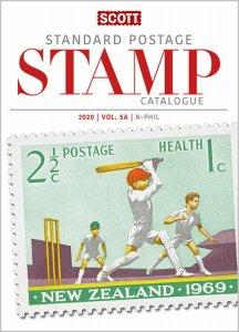 2020 Scott Standard Postage Stamp Catalogue, Volume 5 (N-SAM)