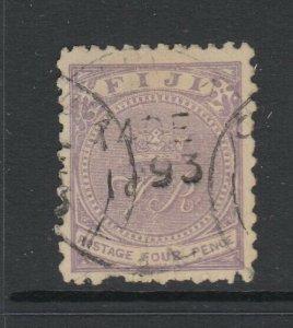 Fiji, Scott 42 ( Sg 54), Gebraucht