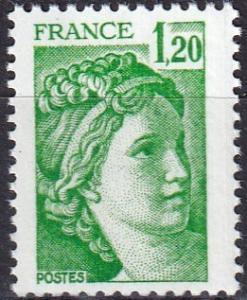 France #1664   MNH  (SU7364)