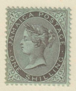 JAMAICA 43  MINT NEVER HINGED OG ** NO FAULTS VERY FINE !
