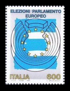 1994 Italy 2337 Unified Europe