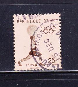 Haiti 511 U Sports, Olympics, Weight Lifting