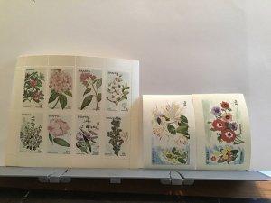 Staffa Scotland plant flowers Polyanthus  MNH stamps  R25303