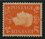 GB SG 465a SC# 238a wmk sideways Mint Light Hinge  vg centering and perfs see...