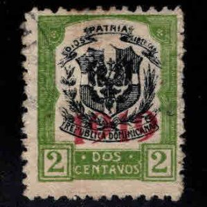 Dominican Republic Scott 219 Used coat of arms stamp