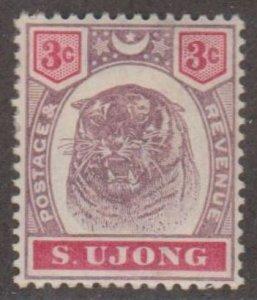 Malaya - Sungei Ujong Scott #36 Stamp - Mint Single