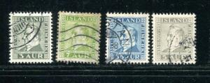 Iceland #195-8 Used Accepting Best Offer