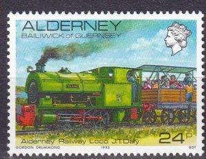 Alderney #45  MNH  (V4699)