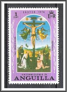 Anguilla #187 Easter Issue MH