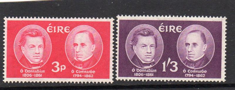 Ireland 1962 Cent of O;Donovan and O'Curry MNH