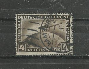 Germany Scott catalogue # C37 Used