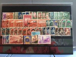 Algeria Super Value  stamps collectors card R25119