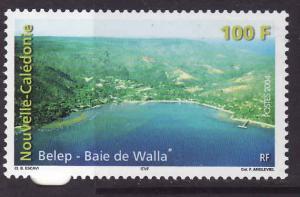 New Caledonia-Sc#953-Unused NH set-Belep Island-2004-