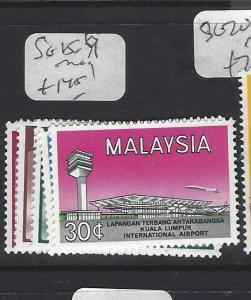 MALAYA MALAYSIA  (P0509B)  SG   15-9     MOG