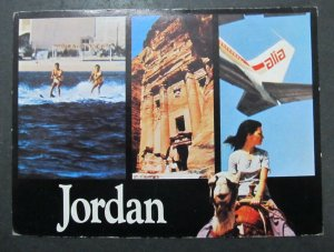 6472 Amateur Radio QSL Card Jordan