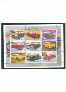 TURKMENISTAN - CLASSIC CARS