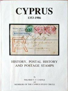 CYPRUS 1353-1986 Postal History Stamps Covers Postmarks