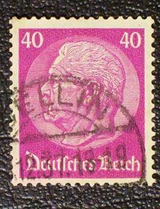 Germany Scott #427 used