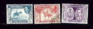 Iraq 130-32 Used 1949 UPU 75th Anniversary