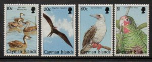 CAYMAN ISLANDS SG864/7 1998 BIRDS MNH