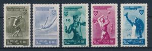 [42727] Romania 1945 Sports Volleybal Athletics Swimming MLH