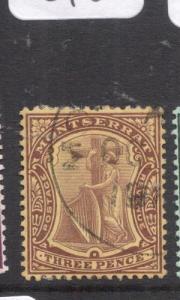 Montserrat SG 40 VFU (1dly)