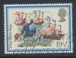 Great Britain SG 1204 - Used - Christmas