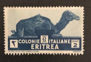 Eritrea 1934 #158, Unused, CV $2.40
