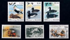 [65351] Aland Åland 1987 Year Set  MNH