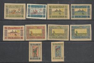Azerbijan #1-10 comp mint cv $15.10
