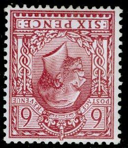 SG426Wk, 6d reddish purple, NH MINT. Cat £725. WMK INV+REV.
