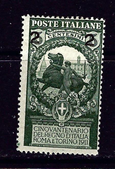Italy 126 MH 1913 Issue