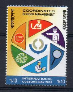 BANGLADESH - INTERNATIONAL CUSTOMS DAY - 2015 -