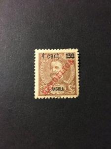 Angola sc 225 MHR