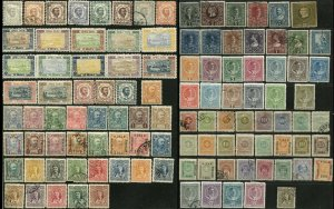 MONTENEGRO Postage Stamp Collection EUROPE Used Mint LH