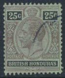 British Honduras SG 106 SC # 80 Used  see scans and details