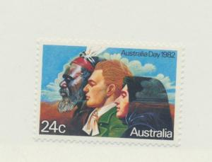 Australia Scott #820, Australia Day Issue From 1982, Collectible Postage Stam...