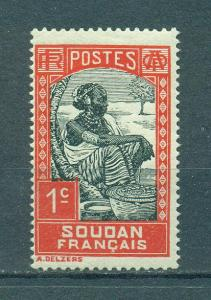 French Sudan sc# 61 mnh cat value $.40