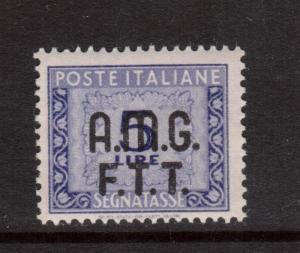 Italy Trieste A #J10 NH Mint