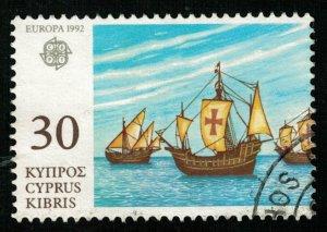 CYPRUS, 30, Ship (T-7118)