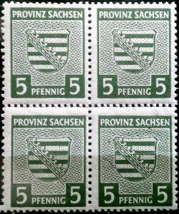 Provinz Sachsen Mi 75Yb **