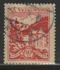 Poland Uzdrowiska Cinderella Poster Stamp Reklamemarken A7P4F826