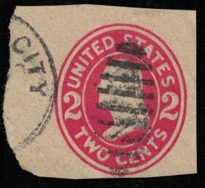 USA, 2 cents (T-7048)