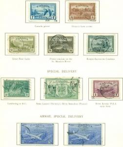 CANADA COLLECTION 1851-1974, in Weldo specialty album Mint & Used Scott $18,489.