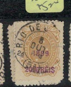 Brazil SC 158 VFU (7etm)