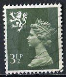 Great Britain, Regional, Scotland; 1974: Sc. # SMH3: O/Used Single Stamp