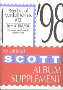 Marshall Islands Supplement # 13